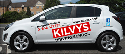 Start learning to drive in Harrogate